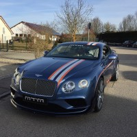 MTM Bentley Continental GT Birkin Speed Eight 2017