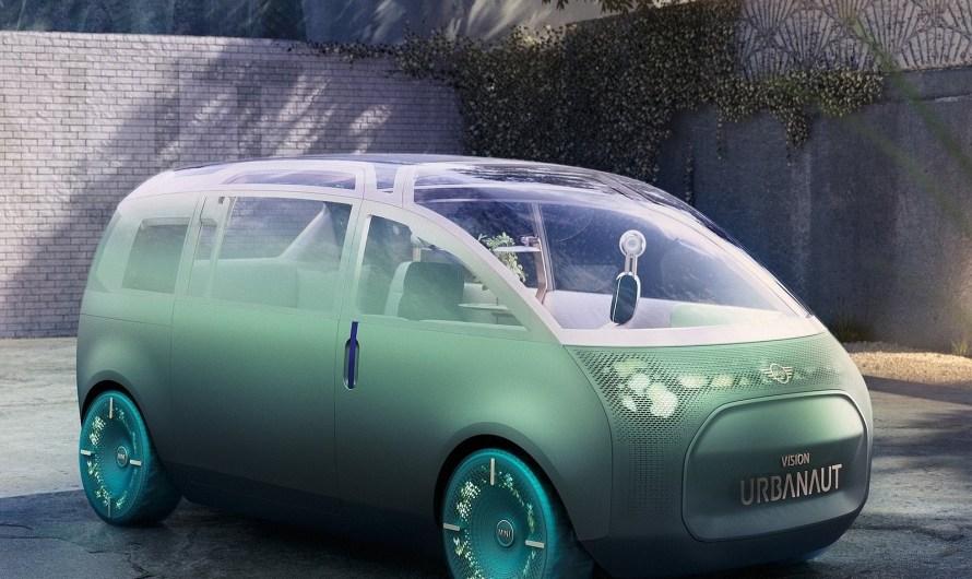 Mini Vision Urbanaut Concept 2020 – Un véhicule électrique et autonome