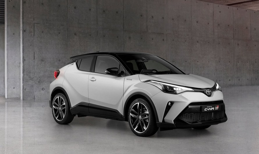 Toyota CHR GR Sport 2021 – Importantes améliorations de sécurité