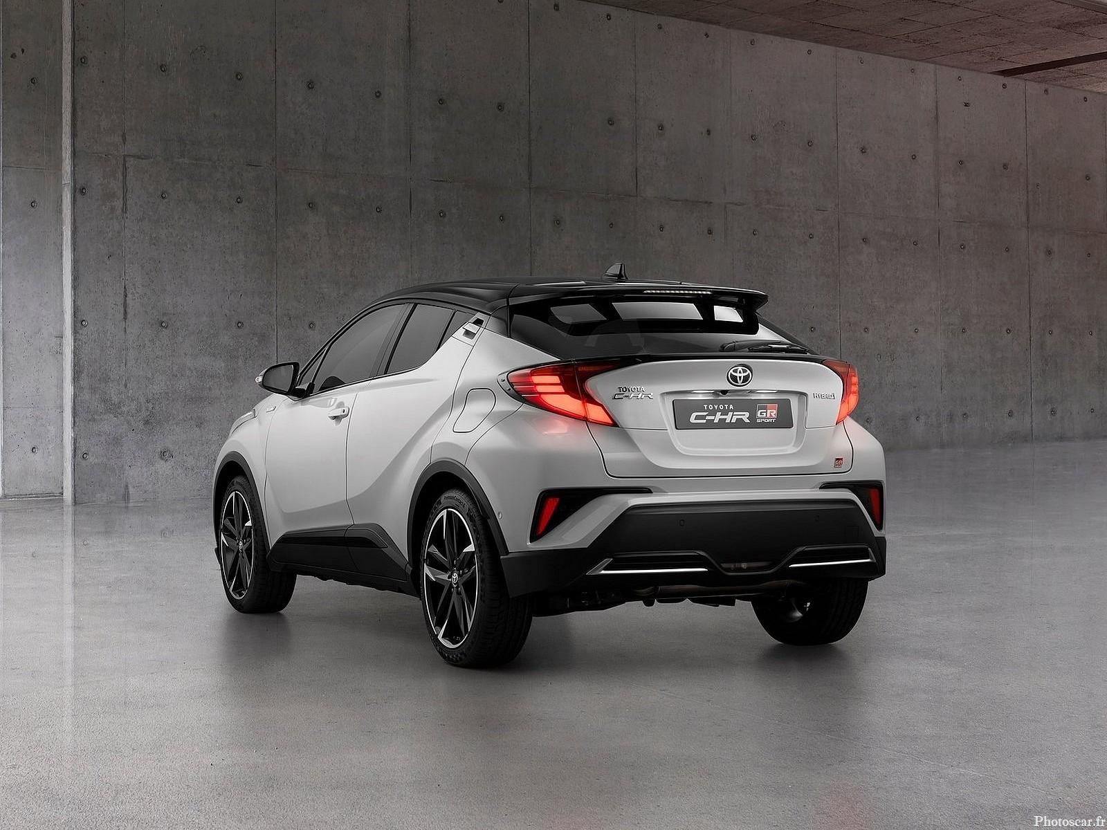 Toyota CHR GR Sport 2021