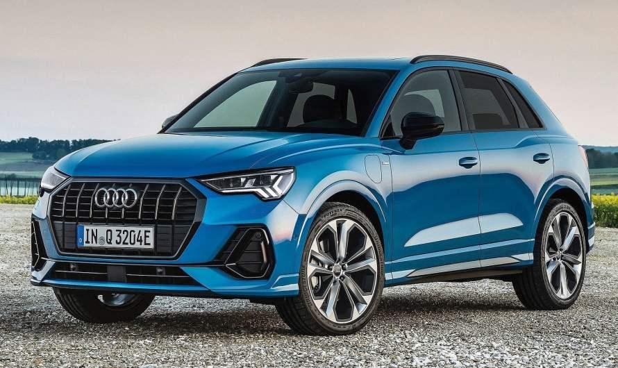 Audi Q3 45 TFSI e 2021 – Doté de fonctionnalités technologiques modernes