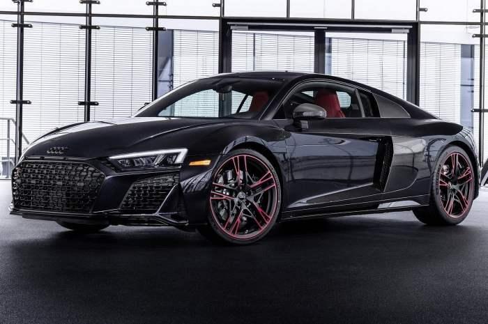 Audi R8 Panther Edition 2021 – Limitée à seulement 30 unités