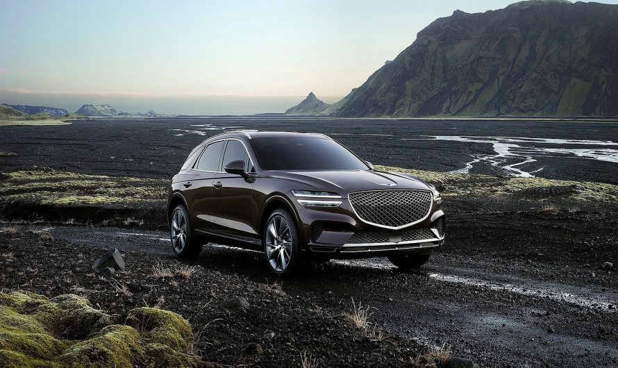 Genesis GV70 2021 – Il sera le premier SUV compact de luxe de la marque
