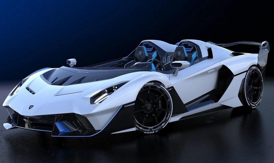 Lamborghini SC20 2020 – Conçu sur mesure pour un client qui souhaite rester inconnu.