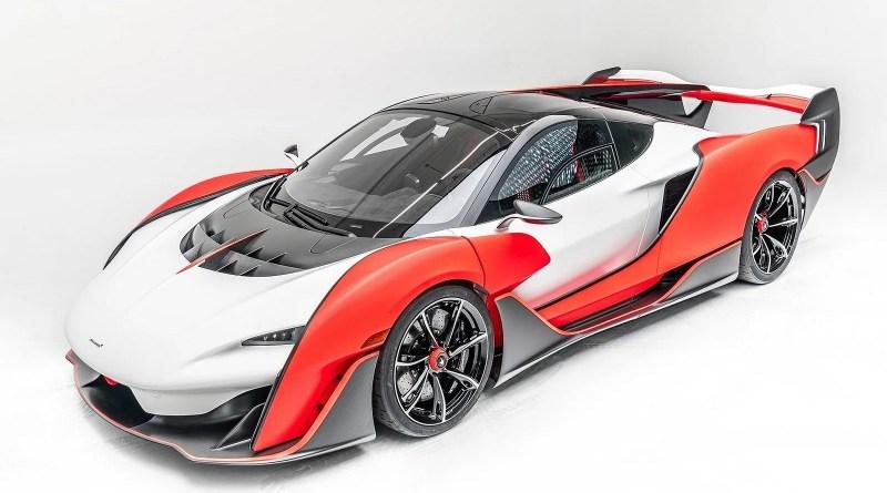 McLaren Sabre MSO 2021
