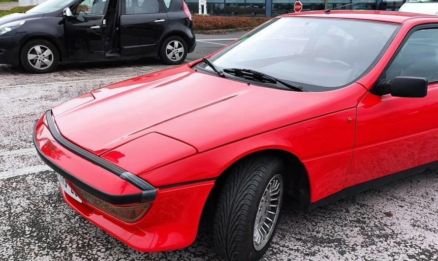 Talbot Matra Murena – Version sportivement plus convaincante