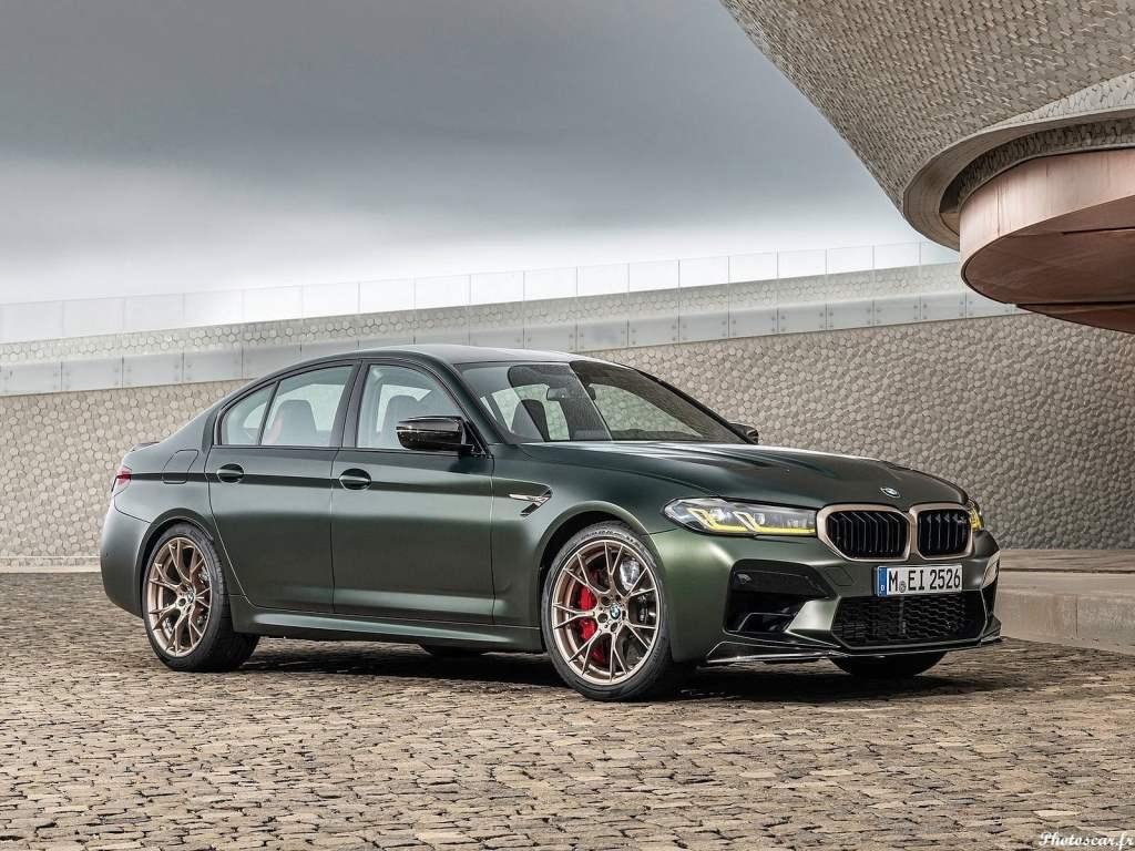 BMW M5 CS 2022 – La production la plus rapide de tous les temps