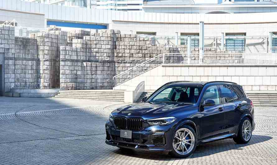 Bmw X5 G05 3DDesign 2021 – Un kit carrosserie pour la génération actuelle