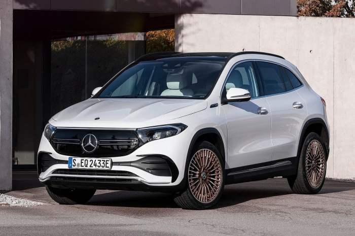 Mercedes Benz EQA 2022 – Nouveautés pour le SUV compact électrique ?
