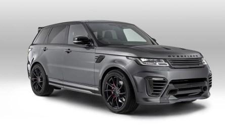 Range Rover Sport Overfinch SuperSport 2018