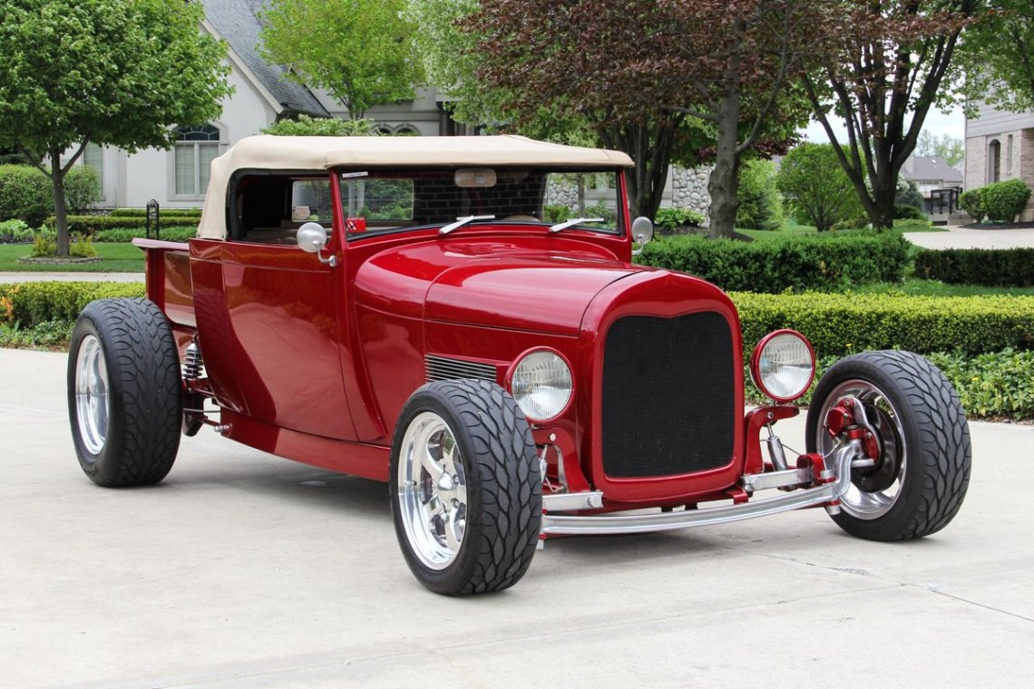 Ford modèle A Roadster Pickup 1928