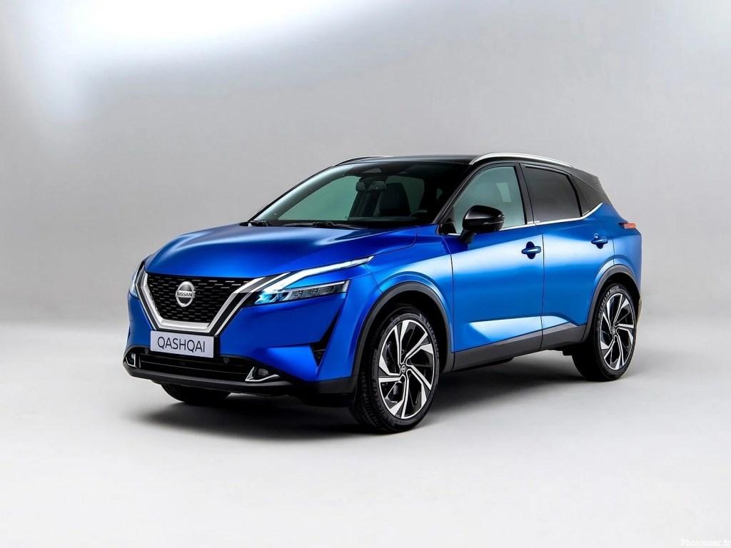 Nissan Qashqai 2022 – Un tout nouveau design avec des lumières LED à l'avant et à l'arrière