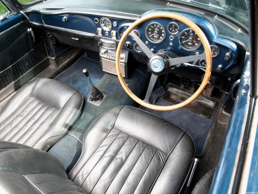 Aston Martin DB5 Volante 1963