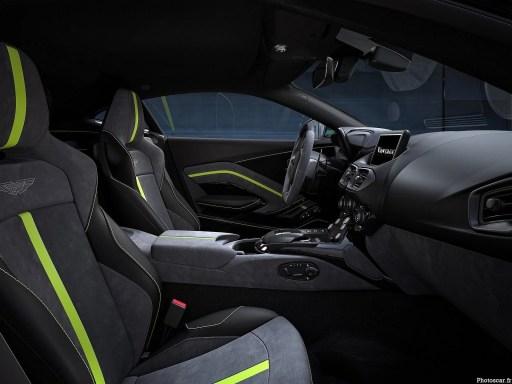 2021 Aston Martin Vantage F1_Edition