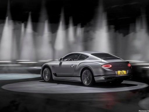 Bentley Continental 2022 GTSpeed