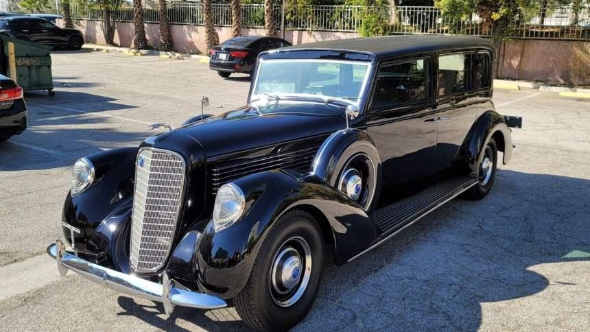Lincoln Modèle K Limousine 1939