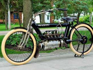 Pierce Arrow Four 1911
