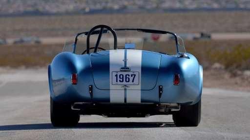 Shelby 42 SC Cobra Roadster 1967