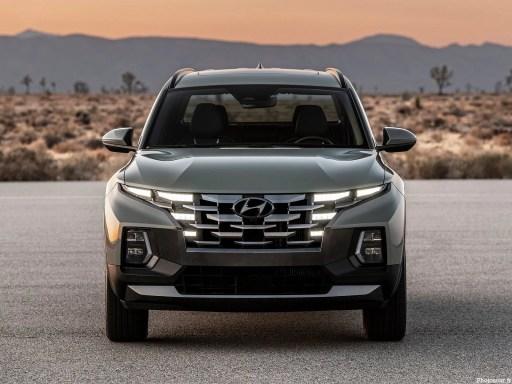 Hyundai Santa Cruz 2022