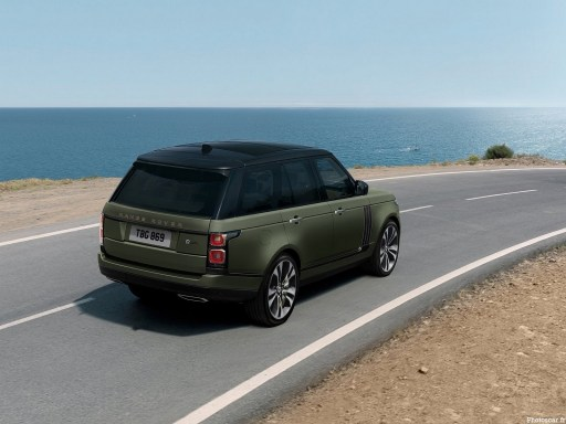 Land Rover Range Rover SVAutobiography Ultimate 2021