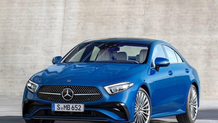 Mercedes Benz CLS 2022