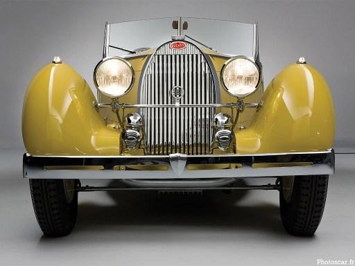Bugatti Type 57 Roadster 1937