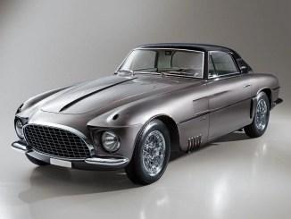 Ferrari 250 Europa Coupe Vignale 1953