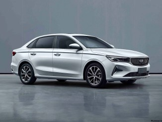 Geely Emgrand 2022
