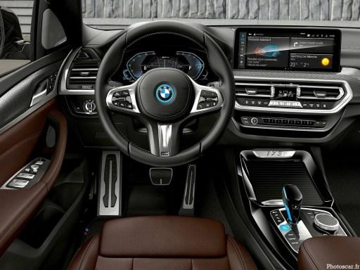 BMW iX3 2022