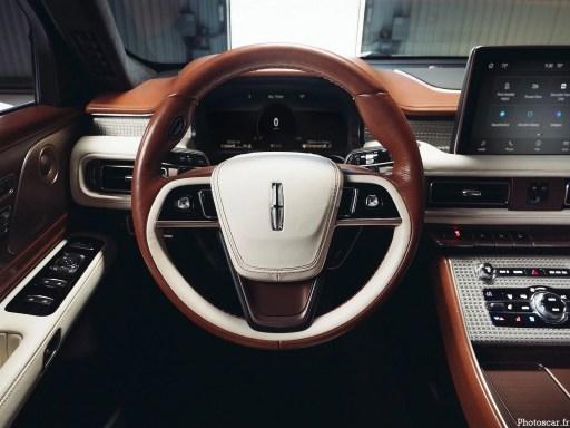 Lincoln Aviator Shinola Concept 2021