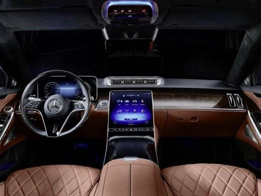 Mercedes-Benz S680 Guard 2021