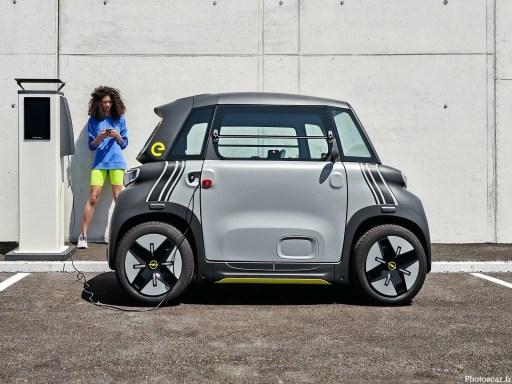 Opel Rocks e 2022