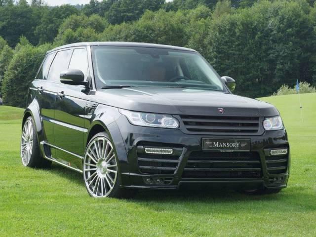 Mansory Range Rover Sport 2014