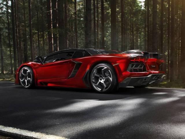 2012 Mansory - Lamborghini Aventador LP700-4