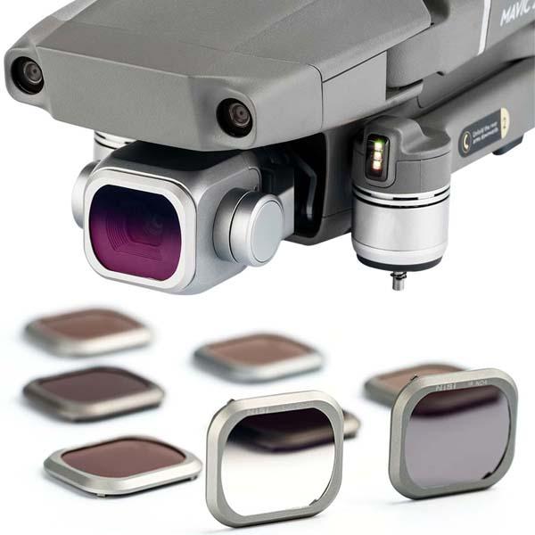 5 เหตุผลว่าทำไม NISI Drones Filter ถึงเหมาะกับการถ่ายภาพและวิดีโอมุมสูง