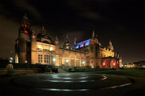 Glasgow Prints Scottish Landscape Grant