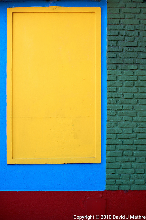 La Boca district in Buenos Aires. Images taken with a D3s camera and various lenses. (David J Mathre)