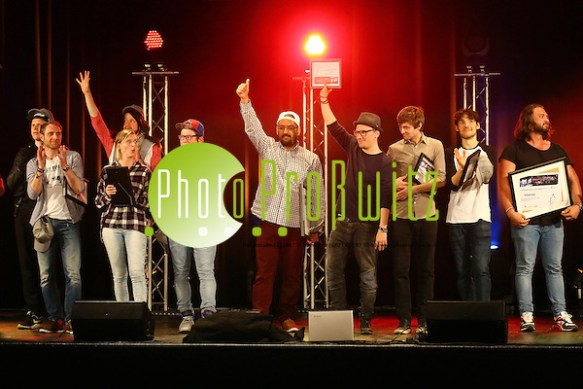 Mannheim. 06.05.16 Capitol. Mannheimer Comedy Cup. Bild: Markus Proßwitz 07MAY16 / masterpress (Markus Prosswitz / masterpress)