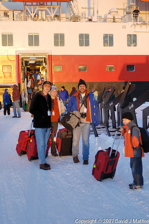 Gone to See Norway Mathre Family Tour 2007 (David J. Mathre)