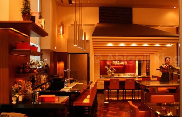 Hotel Niwa French Bar Grill, Tokyo