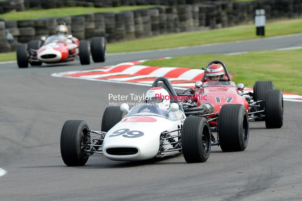 #99 Mike Pascall Brabham BT21
