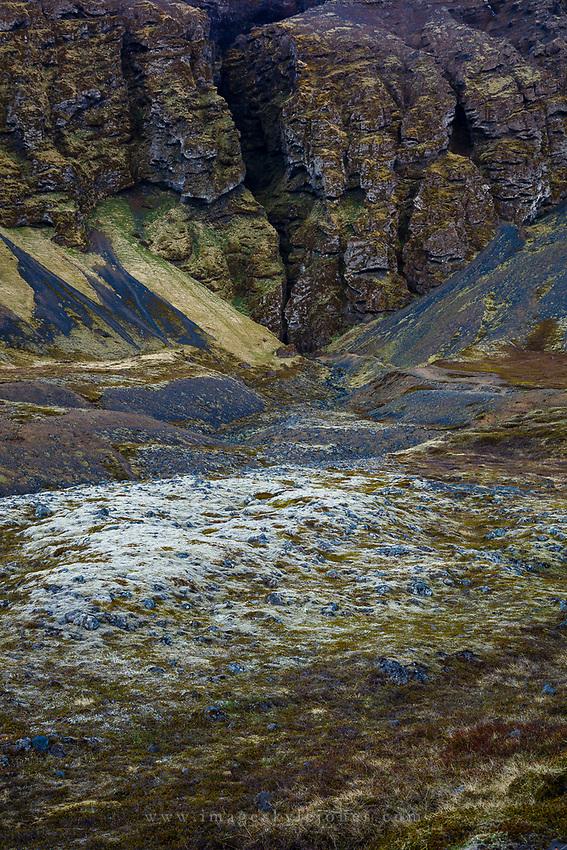 Rauðfeldsgjá Gorge, Iceland (Kyle Jones)