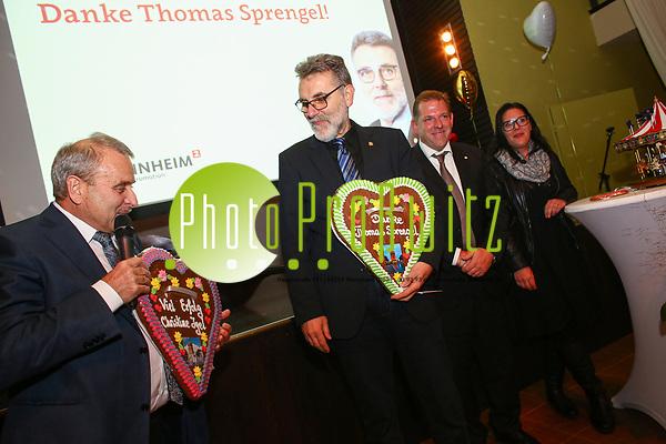 Verabschiedung von Marktleiter Thomas Sprengel, Verabschiedung vom Marktleiter Thomas Sprengel