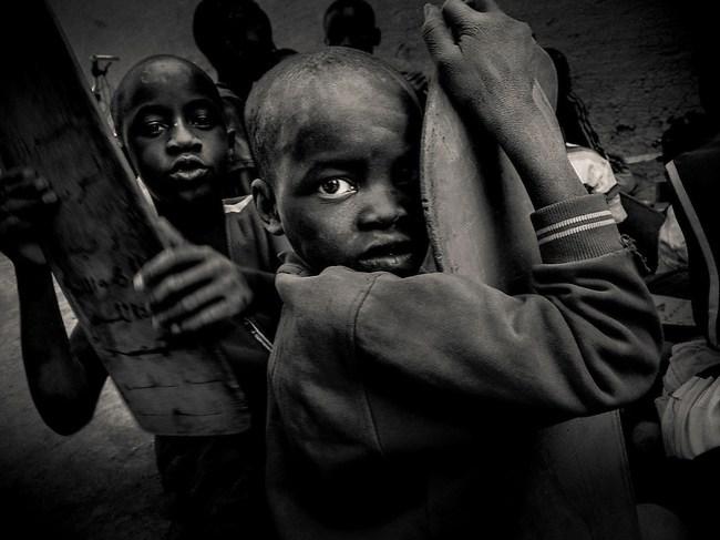 West, Africa, Mali,Peul near Djenné,Madrassa,Choranic School, Madrasah, Madrasa (Vittore Buzzi)