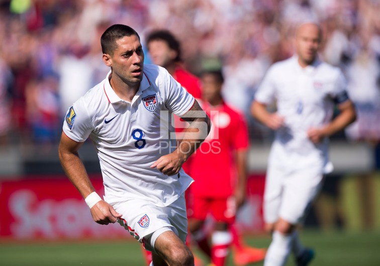 Clint Dempsey -- Photo by Brad Smith/isiphotos.com