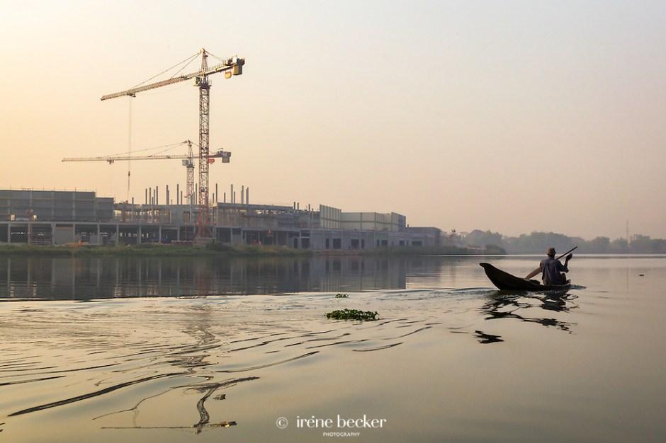Jabi Lake, Abuja, Nigeria. (Irene Becker)