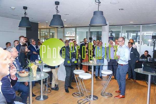 Dress & Sommer. Rhein Neckar Perspektiven. Firmenevent, Foto Abend bei Drees&Sommer