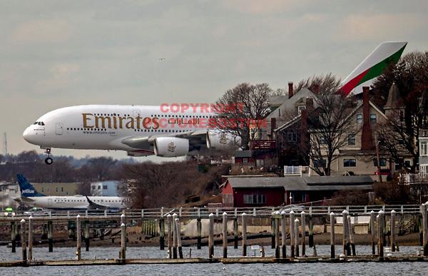 January 26, 2017-Boston,MA For Emirates Airlines social media platforms Call 617-212-5898/email megarf@gmail.com (Mark Garfinkel/ Pictureboston.com)
