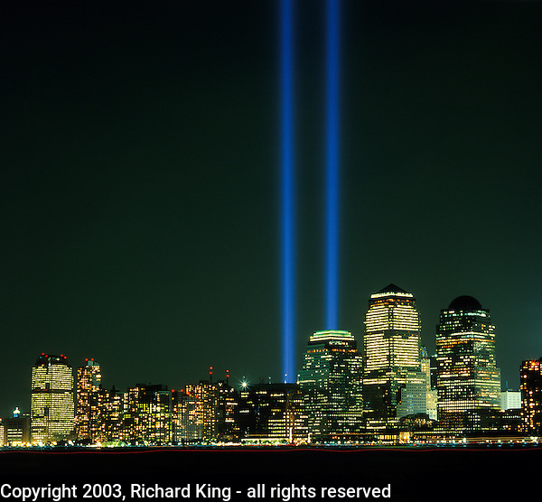 September 11th Remembered (Richard King)
