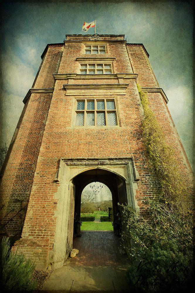 The Elizabethan Tower at Sissinghurst Castle Garden in Kent, United Kingdom (Viveca Koh)
